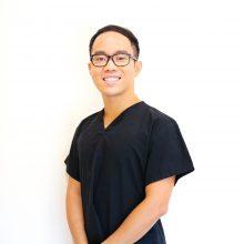 Dr Damian ha in Sydney CBD Dentistry