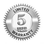 Dental Crown 5 Year Limited Warranty in Sydney
