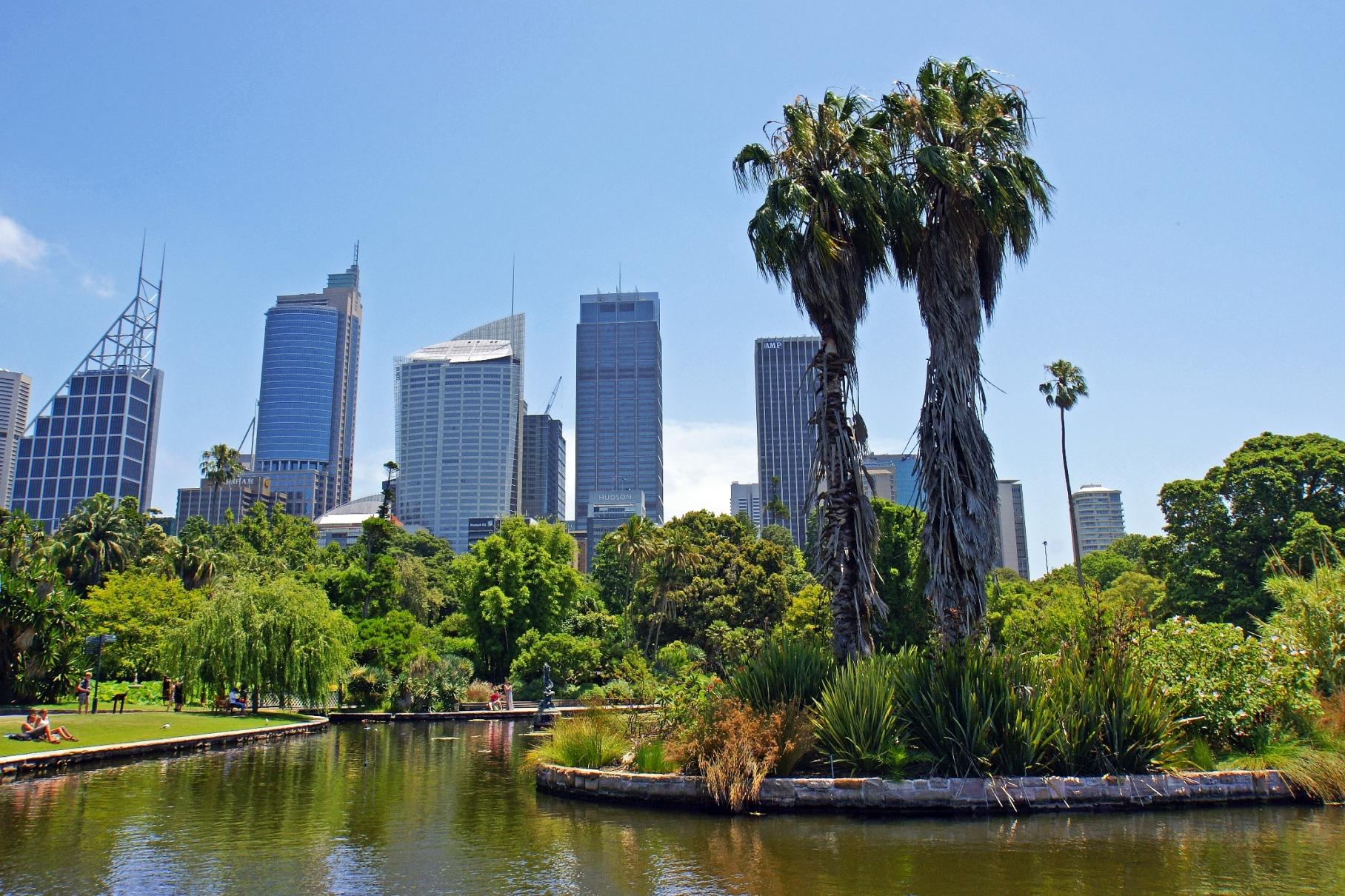 Royal Botanic Garden is located near Sydney CBD Dentistry.