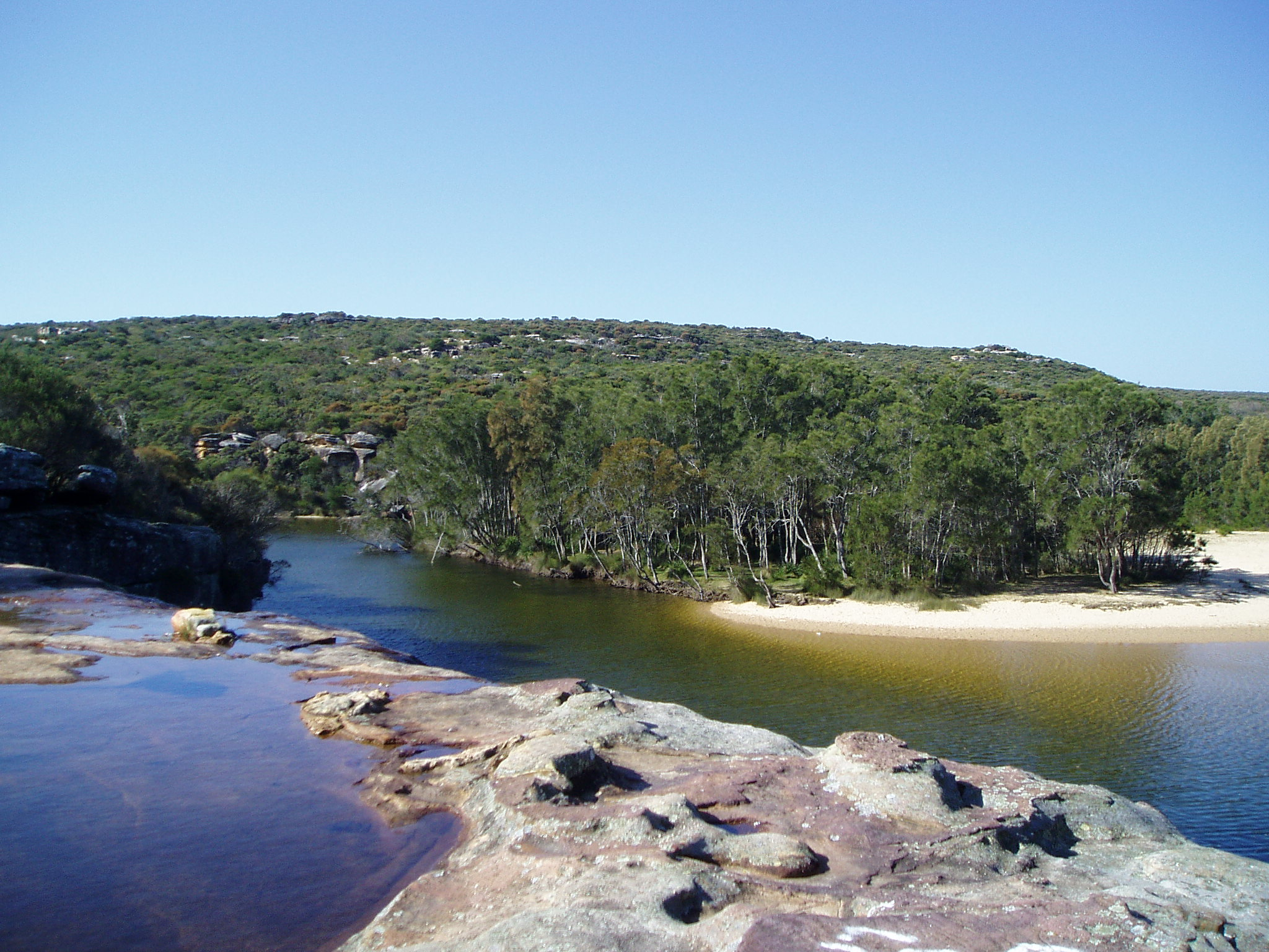 Royal National Park is one of the most beautiful tourist attraction is Sydney.
