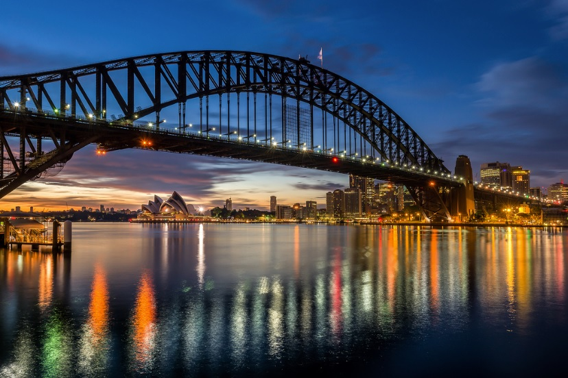 Sydney Harbour Bridge is just a few minutes drive from our dental clinic.