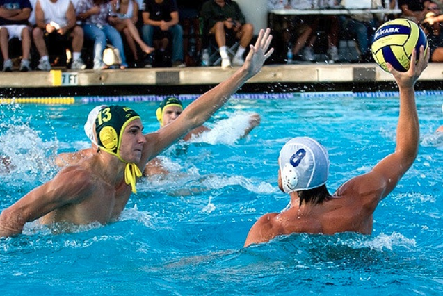 Australian Water Polo is what a lot of people are looking forward to.