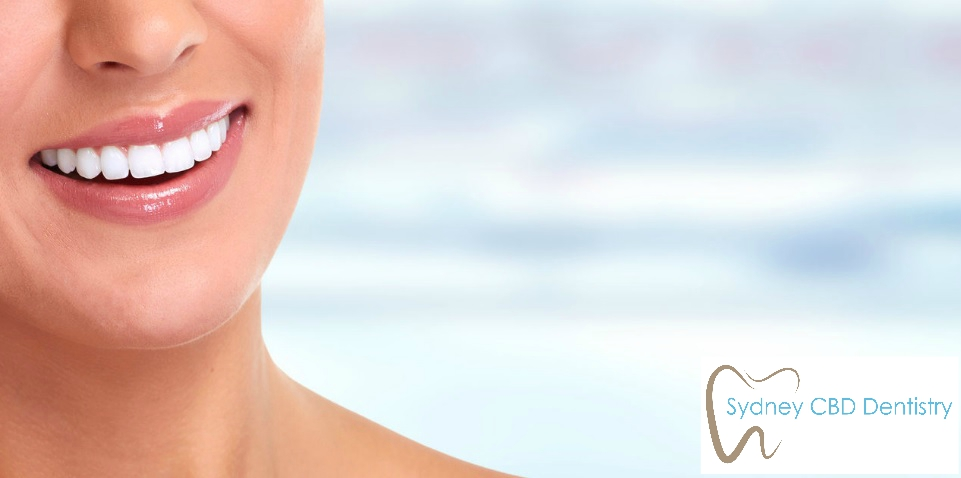 We provide affordable teeth whitening here in Sydney.